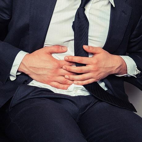 Czy wiesz, że stres może być przyczyną bolów brzucha?